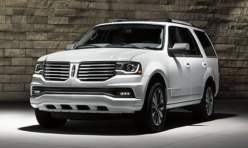 2017 lincoln navigator in rapid city