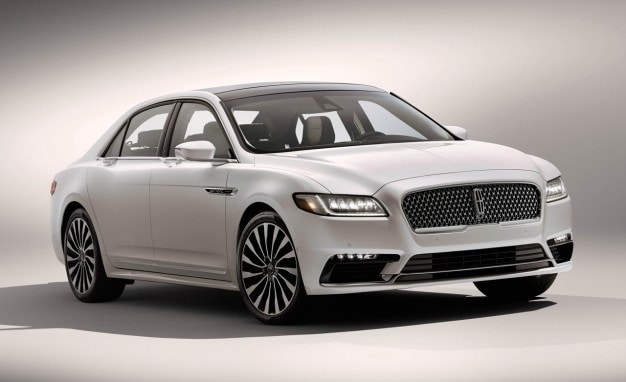 new 2017 Lincoln Continental in Rapid City, South Dakota