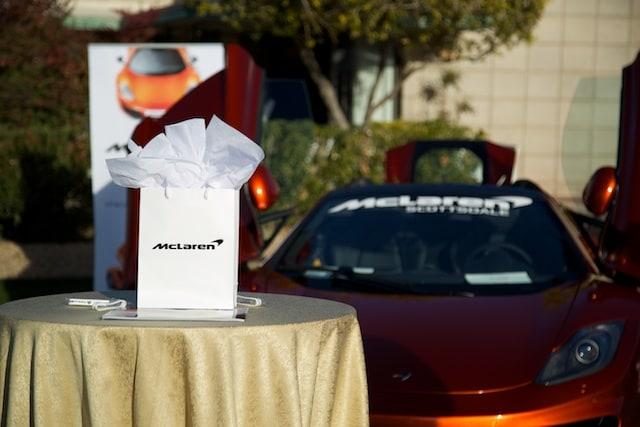 McLaren Scottsdale Gift Bags