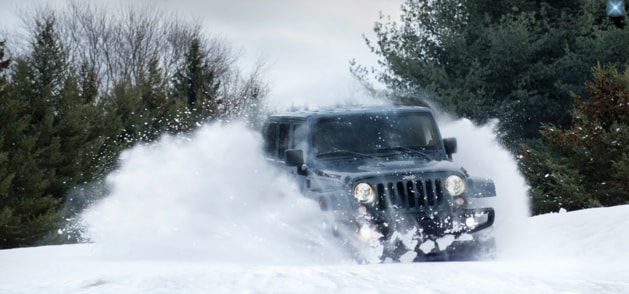All Wheel Drive New Jeep Wrangler Unlimited