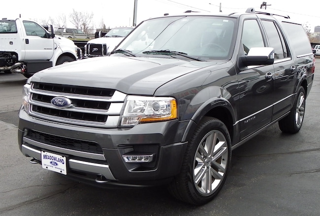 2017 Ford Expedition Platinum SUV