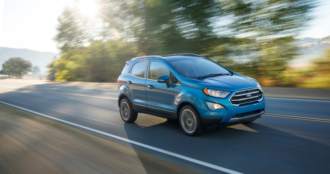 New EcoSport SUV At Medford Ford New Ford Dealership In Medford NJ - Ford dealership medford oregon