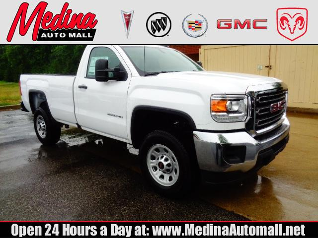 2017 GMC Sierra 2500HD Base Truck Regular Cab