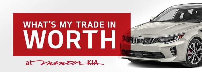 Mentor KIA Trade In