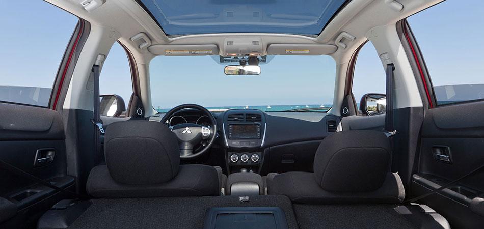 2016 mitsubishi outlander interior - Mitsubishi Outlander Interior