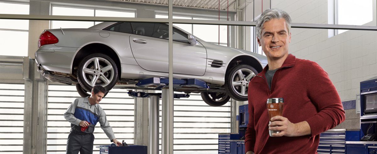 Mercedes Benz Of Alexandrai Collision Repair