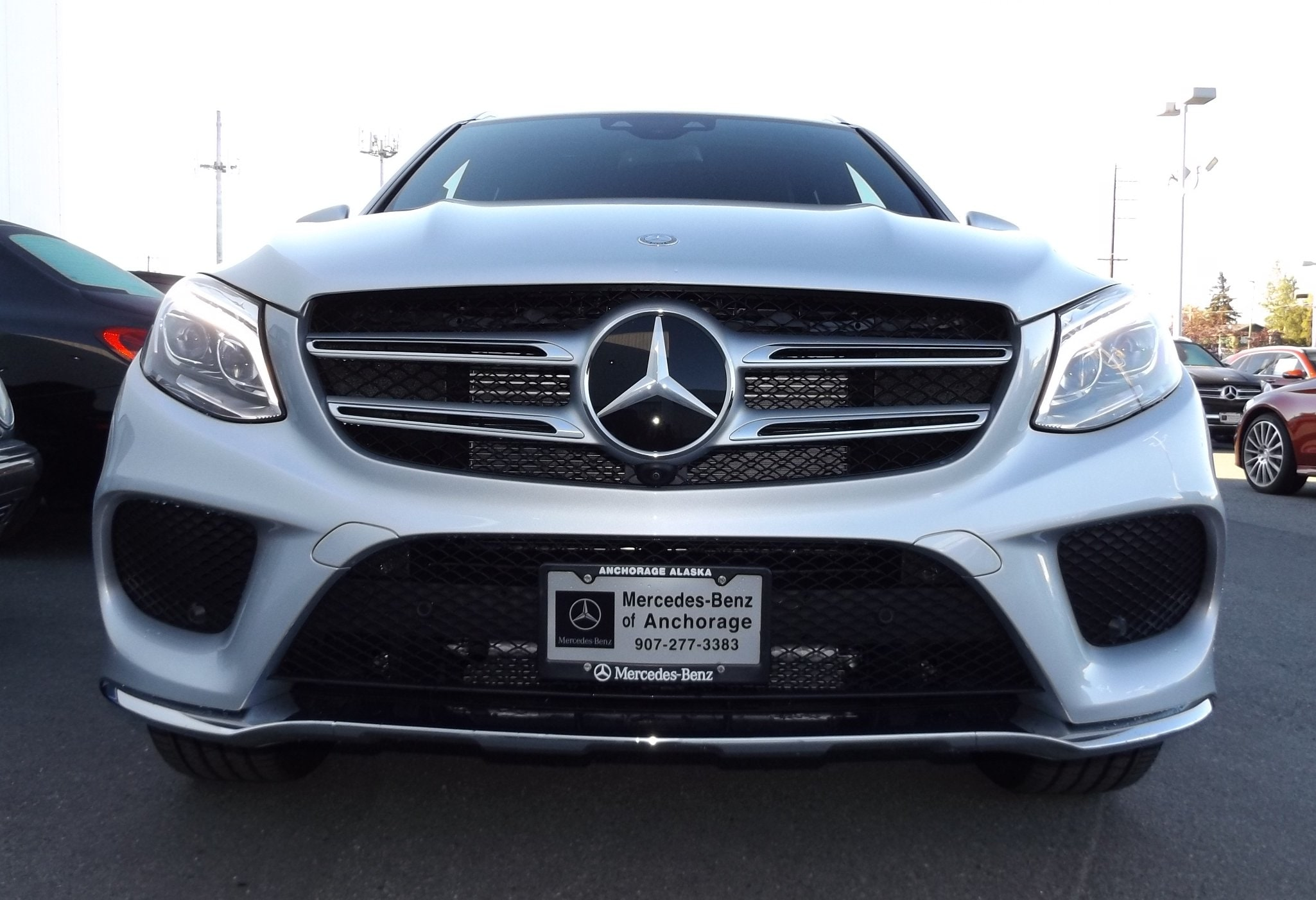 New 2017 mercedes benz gle 350 for sale naperville il for Mercedes benz of anchorage