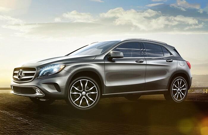 2017 GLA SUV