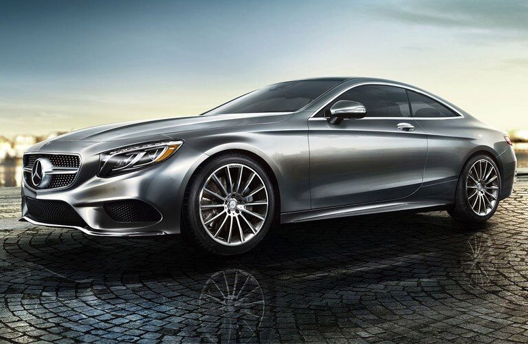 2017 S-Class Coupe