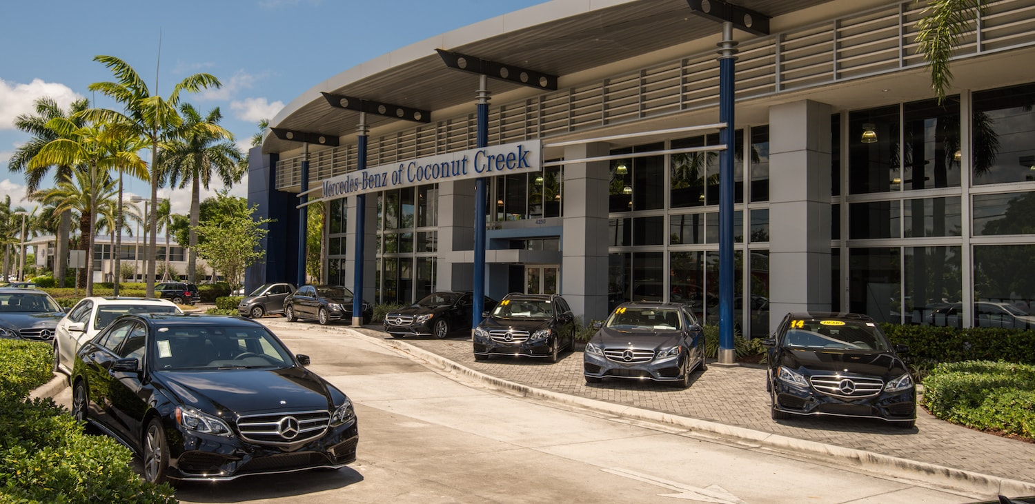 About mercedes benz coconut creek fl mercedes benz of for Mercedes benz dealers in florida