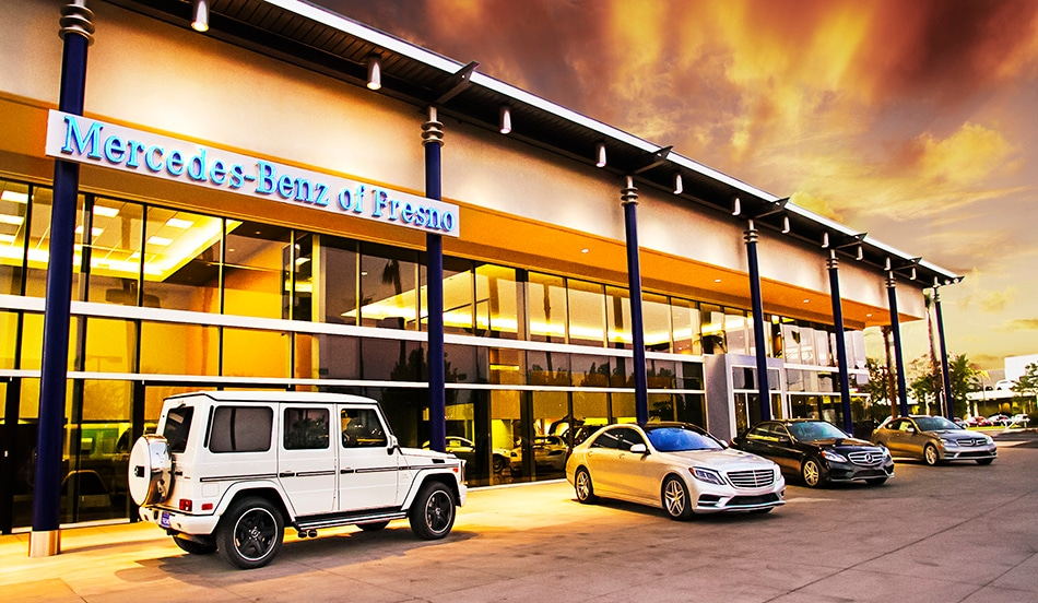 Mercedes benz of fresno new mercedes benz dealership in for Mercedes benz fresno