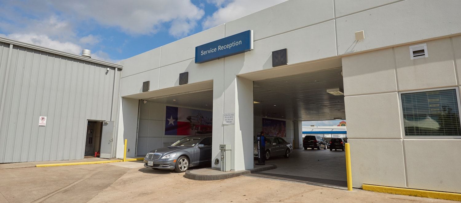 Service your mercedes benz north houston tx mercedes for Mercedes benz dealers houston