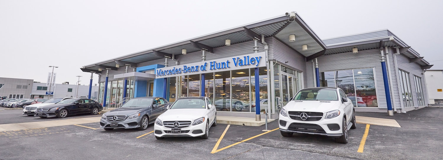 Mercedes benz dealer near towson md mercedes benz of for Mercedes benz dealers manchester