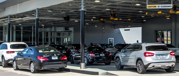 Car service center near me mercedes benz of jacksonville for Jacksonville mercedes benz dealership