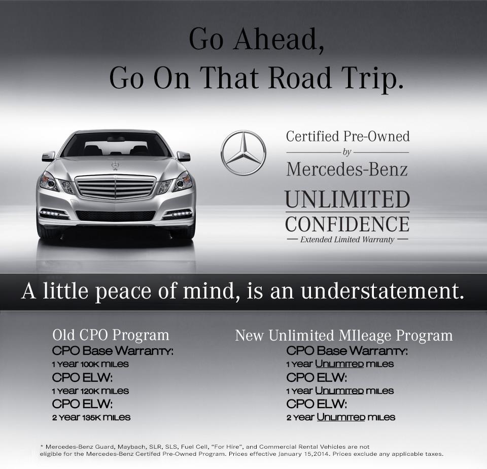 Mercedes benz of portland mercedes benz certified pre for Mercedes benz certified pre owned warranty