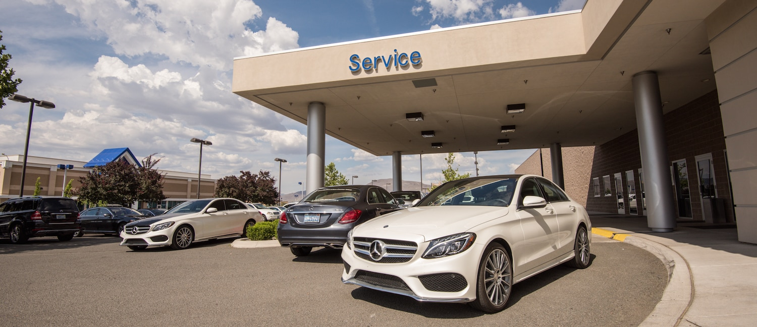 Mercedes benz of reno service center mercedes benz of reno for Authorized mercedes benz service centers near me