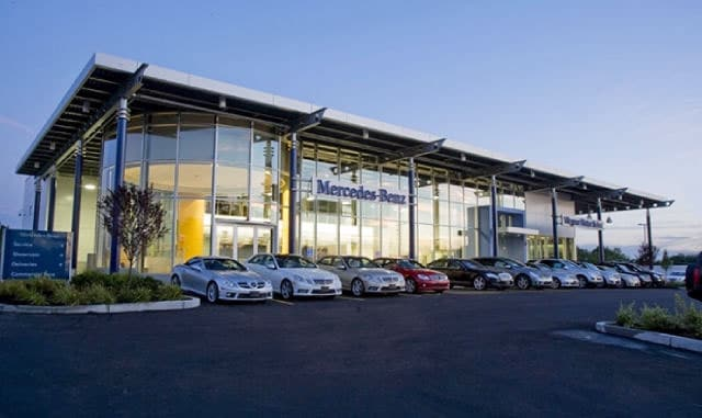 Wagner Mercedes Benz Of Shrewsbury The Right Price Pre