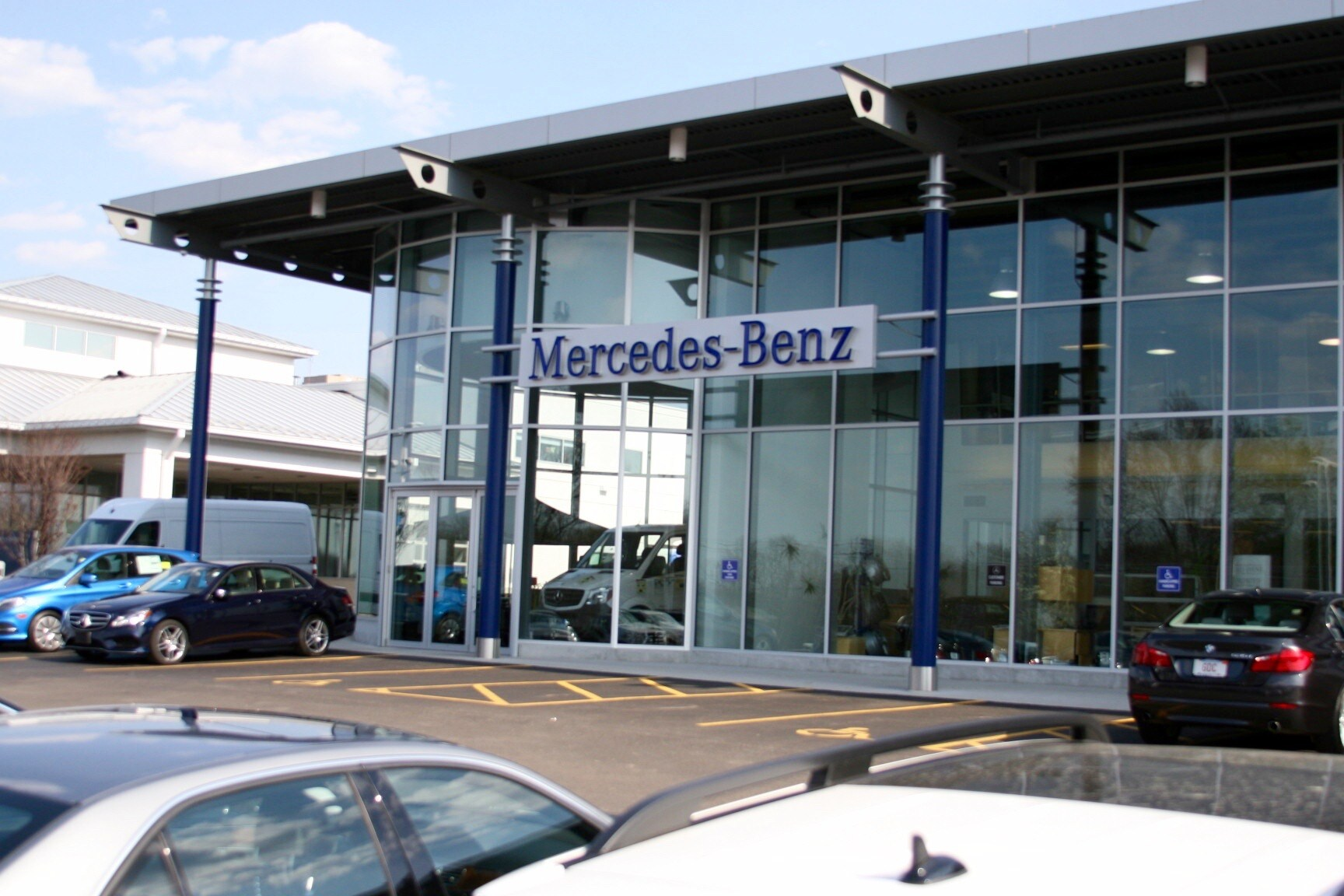 Mercedes Benz Dealership Serving Worcester Natick And Boston