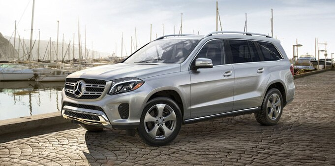 2017 mercedes benz gls class mercedes benz of san jose for Mercedes benz dealership san jose