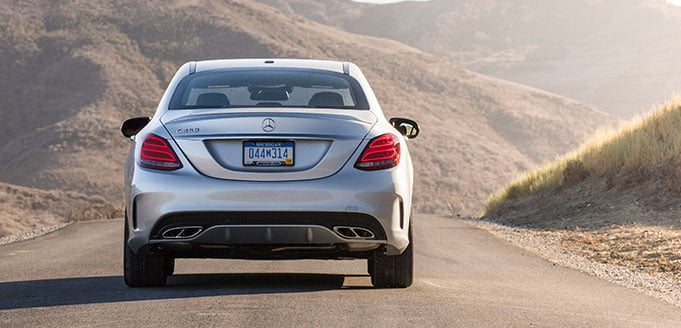 2016 Mercedes Benz C Class Models Mercedes Benz Of Reno