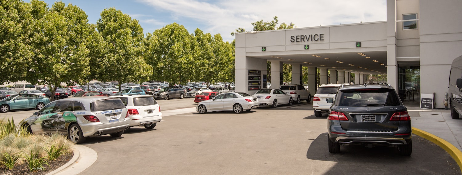 Mercedes benz service san jose ca mercedes benz of for Mercedes benz dealership san jose