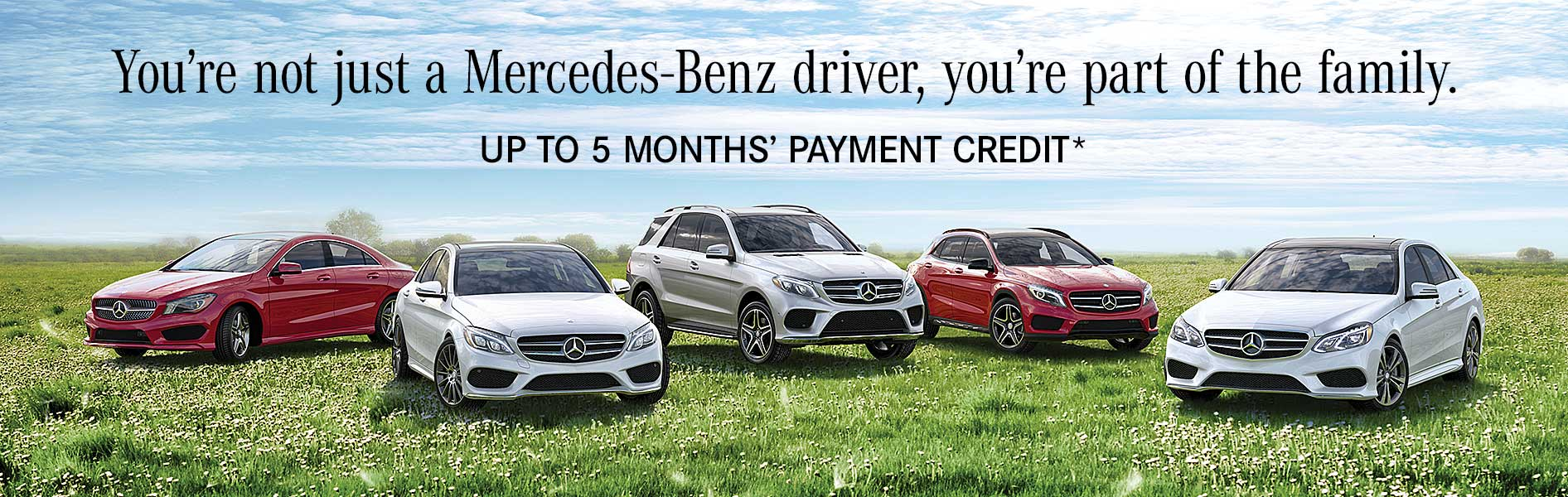 Mercedes-Benz Loyalty Accelerator Program