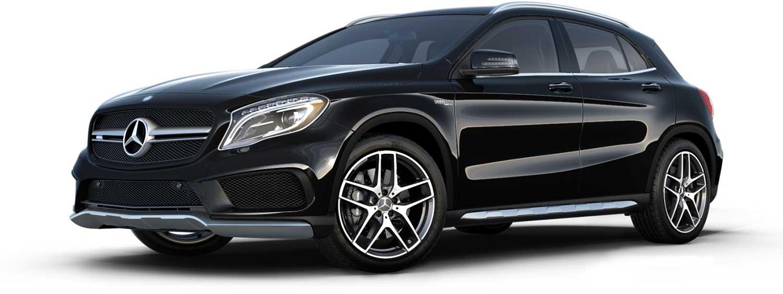 2017 Mercedes Benz GLA 250