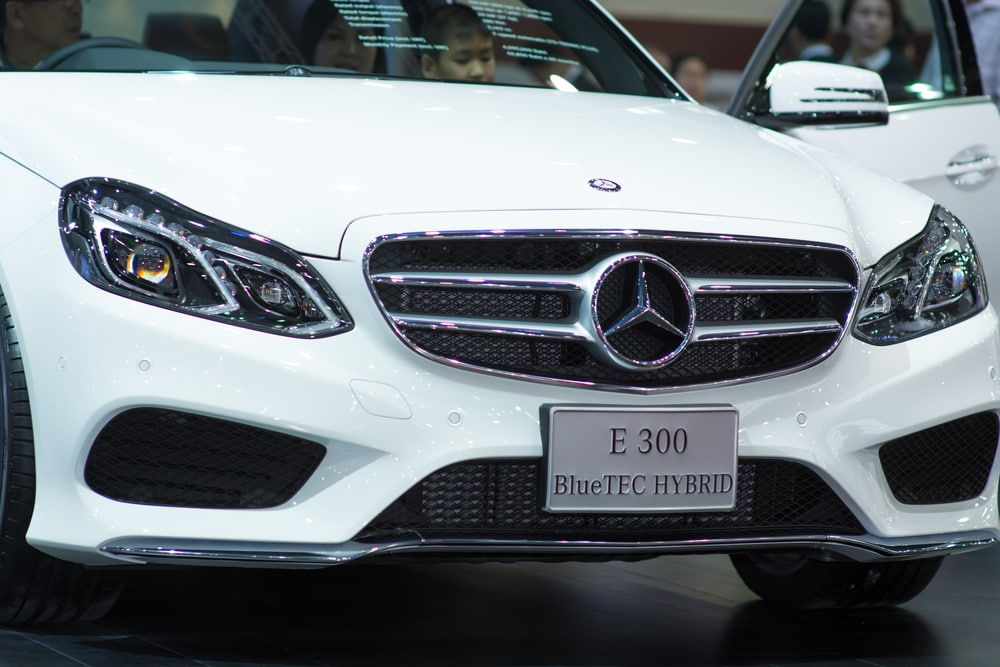 Introducing the new Mercedes E300