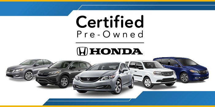 Honda certified pre owned vehicles grieco honda of for Certified pre owned honda odyssey