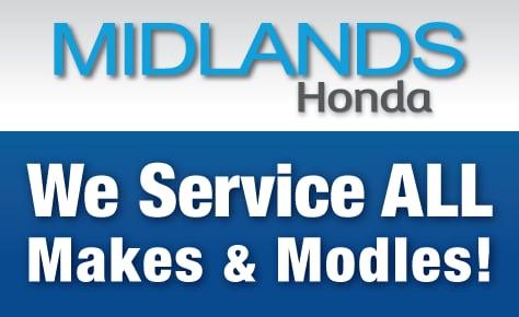 Service specials midlands honda in columbia sc for Columbia honda service