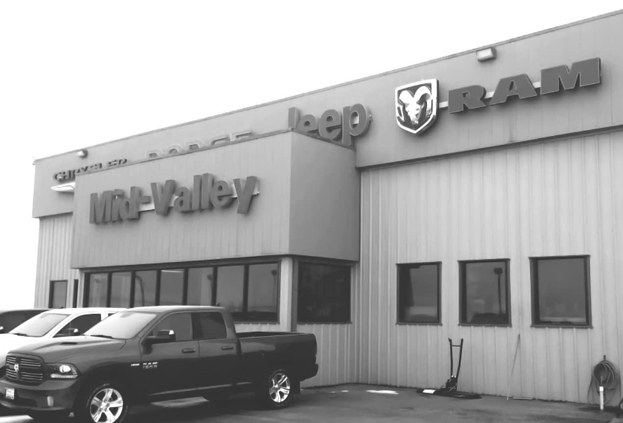 Mid-Valley Chrysler Jeep Dodge RAM