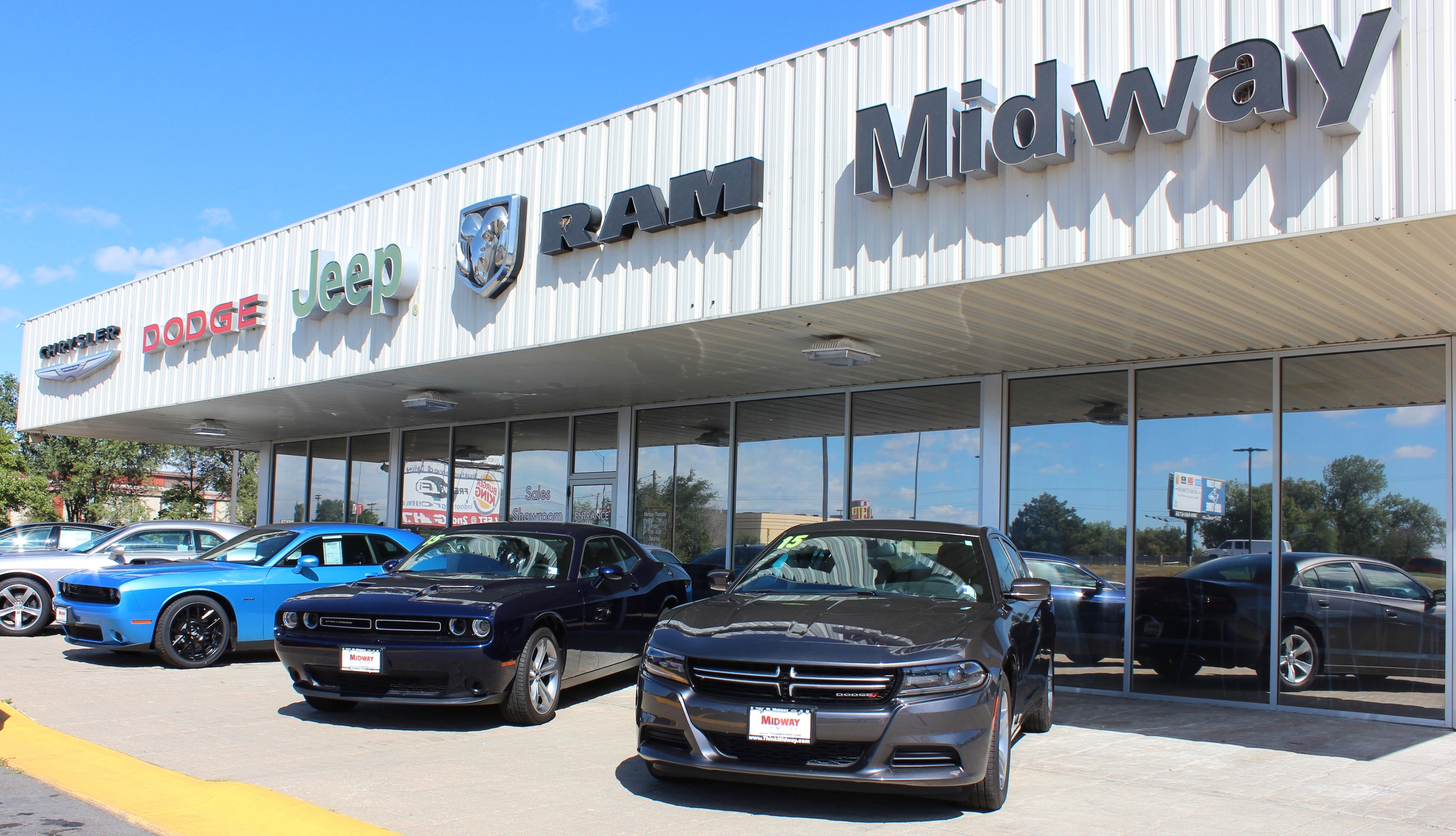 Midway Dodge San Diego 2018 Dodge Reviews