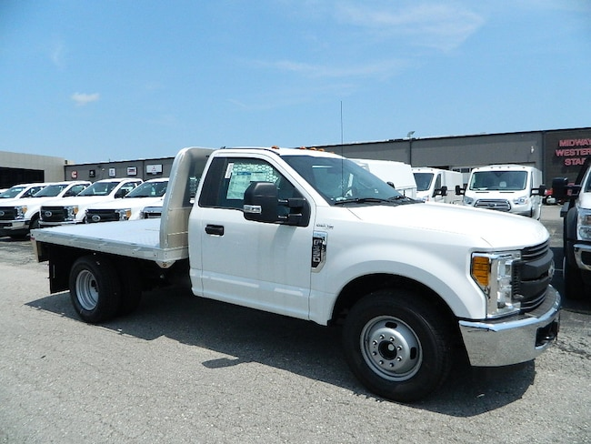 New 2017 Ford F-350 Aluminum Flatbed XL Flatbed in Kansas City