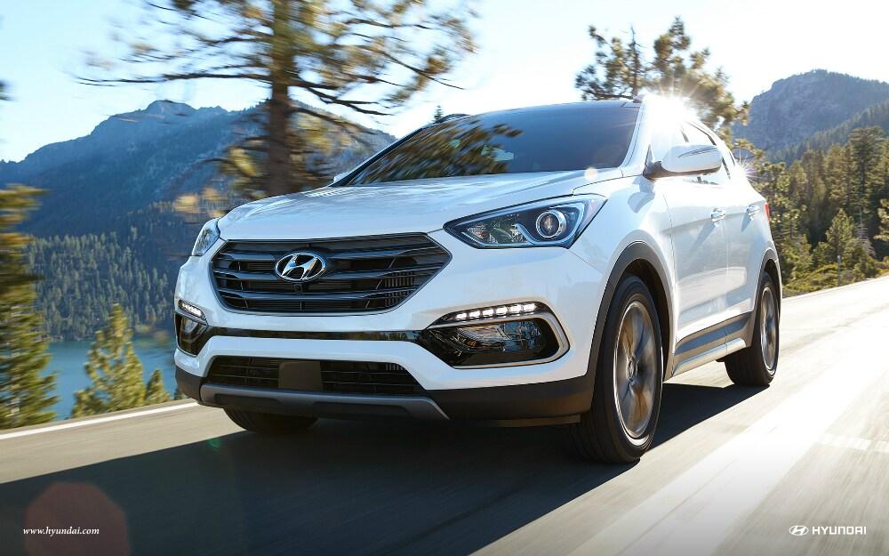 2018 Hyundai Santa Fe Sport Near Coeur d'Alene