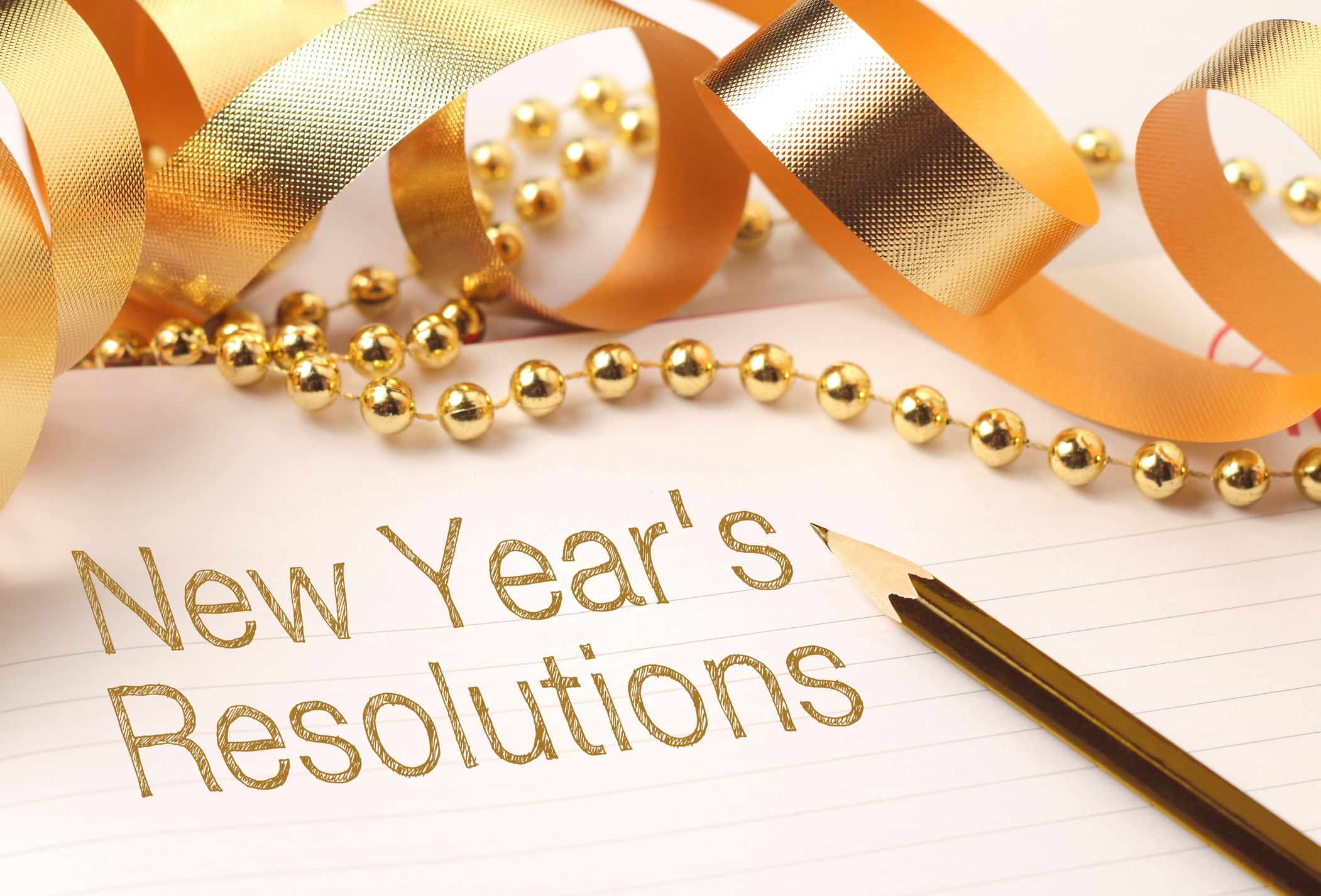 car new years resolutions