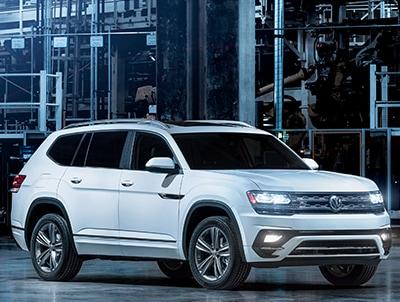 New 2018 Volkswagen Atlas In Indianapolis Falcone Volkswagen
