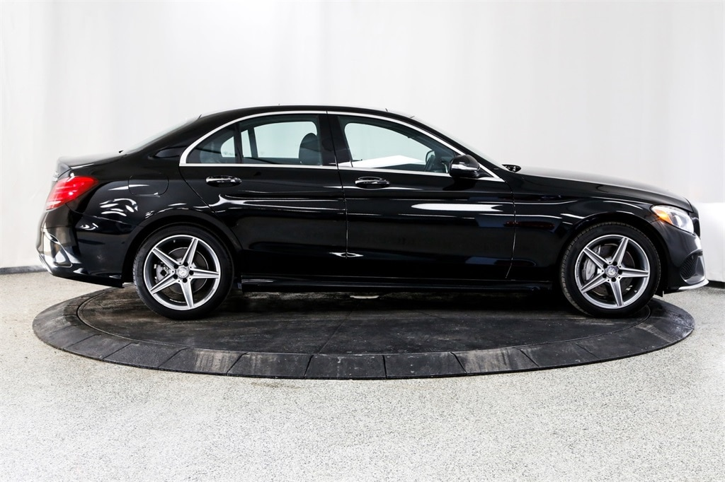 Used 2015 mercedes benz c class c400 4matic for sale in for Used mercedes benz c300 4matic for sale