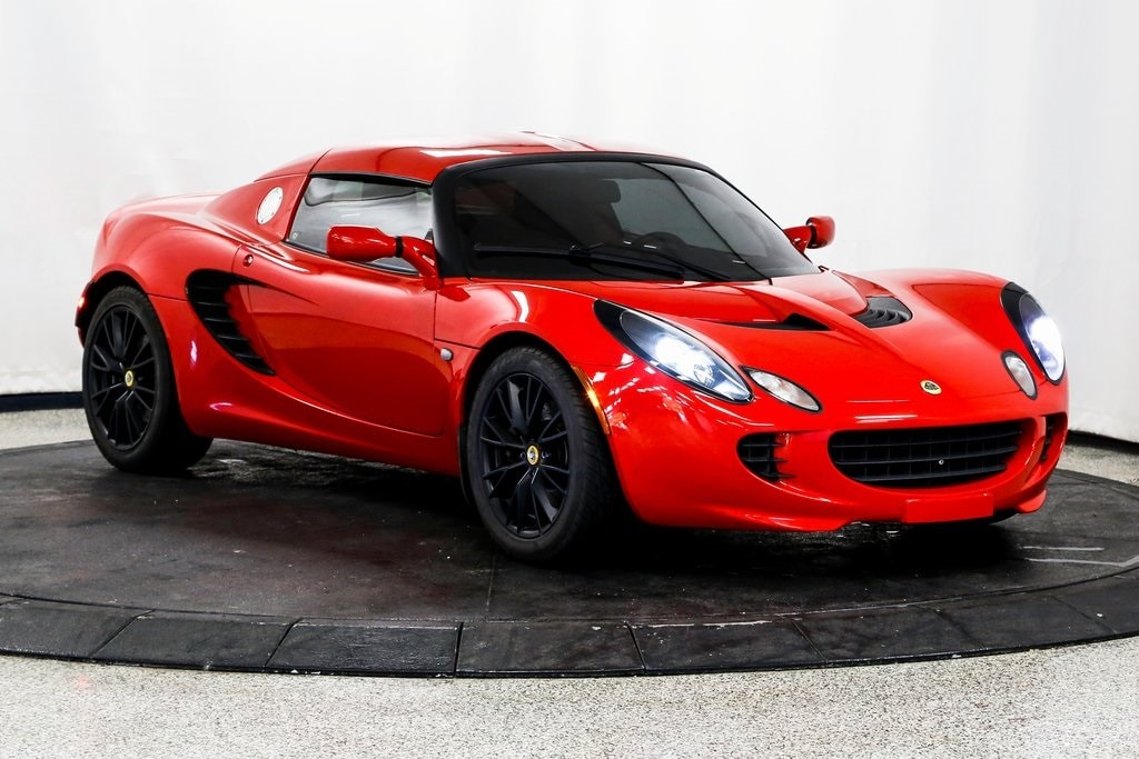 2005 Lotus Elise Base Convertible for sale in Lake Zurich, IL at Midwest Motors