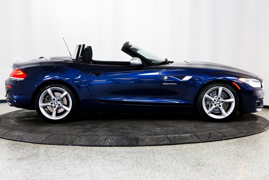 used 2011 bmw z4 sdrive 35is for sale in lake zurich il wbalm1c5xbe633557. Black Bedroom Furniture Sets. Home Design Ideas