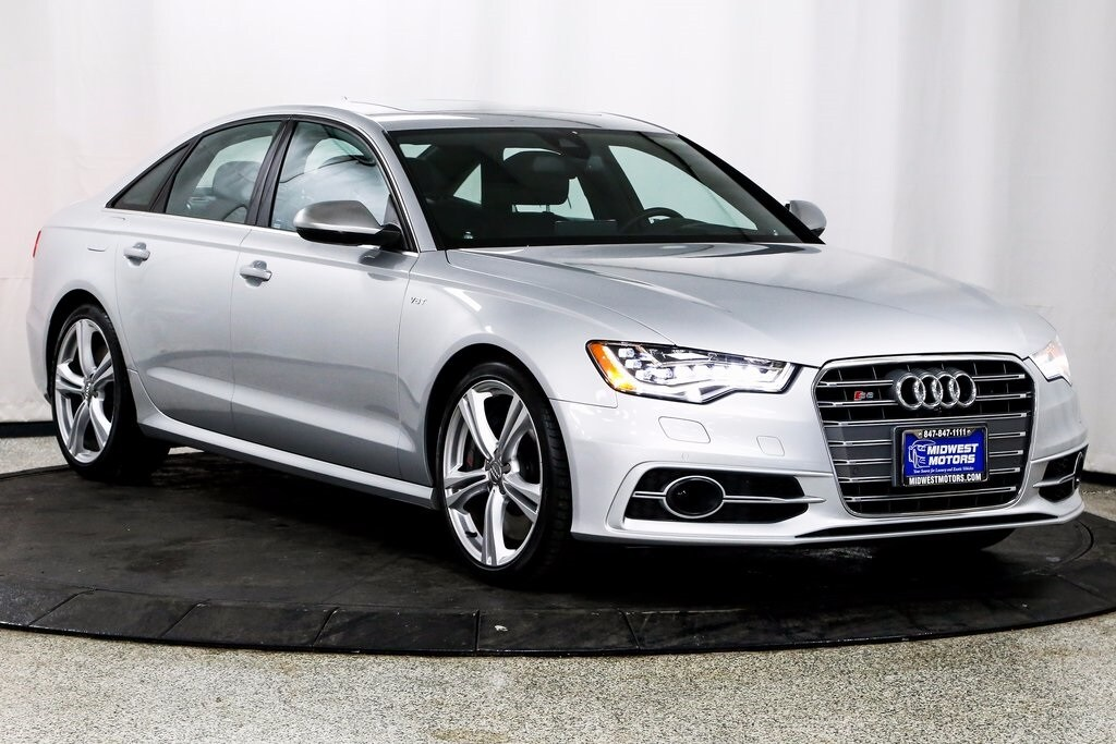 2014 Audi S6 4.0T Prestige (S tronic) Sedan for sale in Lake Zurich, IL at Midwest Motors