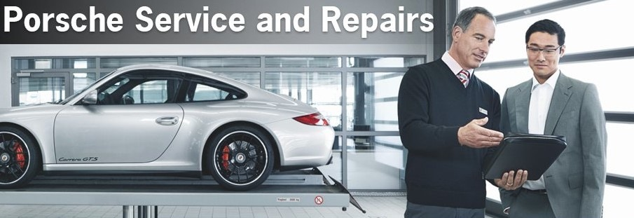 Porsche Service & Repair Center near Barrington, IL