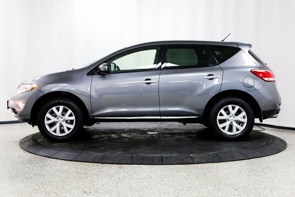 used 2014 nissan murano s for sale in lake zurich il. Black Bedroom Furniture Sets. Home Design Ideas