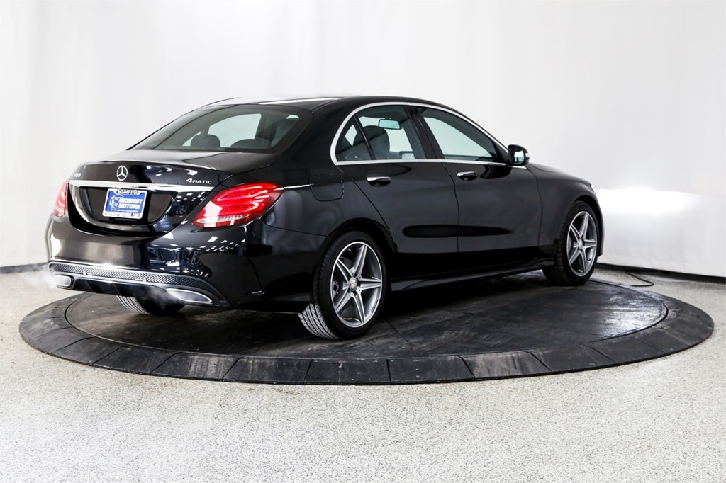 Used 2015 mercedes benz c class c400 4matic for sale in for Mercedes benz c400 price