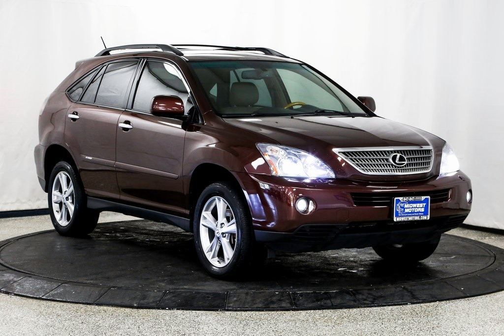 2008 LEXUS RX 400h Base SUV for sale in Lake Zurich, IL at Midwest Motors