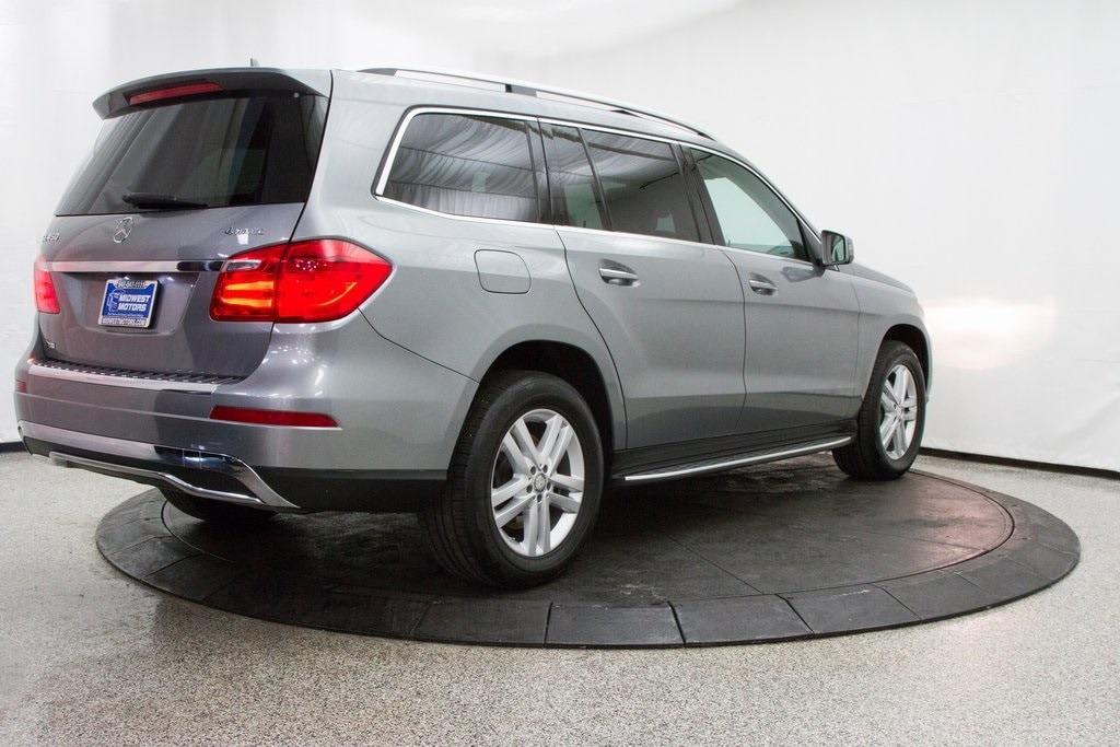 used 2014 mercedes benz gl class gl450 4matic for sale in lake zurich il 4jgdf7ce5ea352441. Black Bedroom Furniture Sets. Home Design Ideas