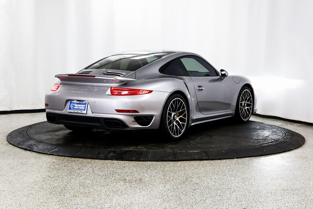 2015 porsche 911 turbo s coupe for sale in lake zurich il at midwest motors - 2015 Porsche 911 Turbo