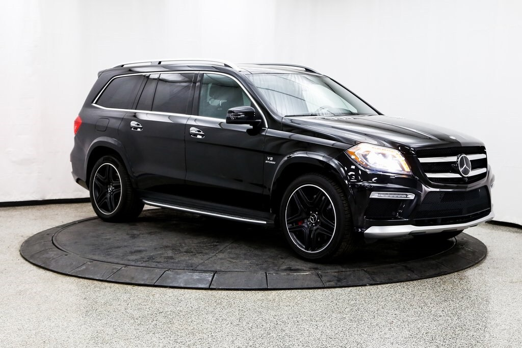 Used 2015 MercedesBenz GL63 AMG 4MATIC for sale in Lake Zurich
