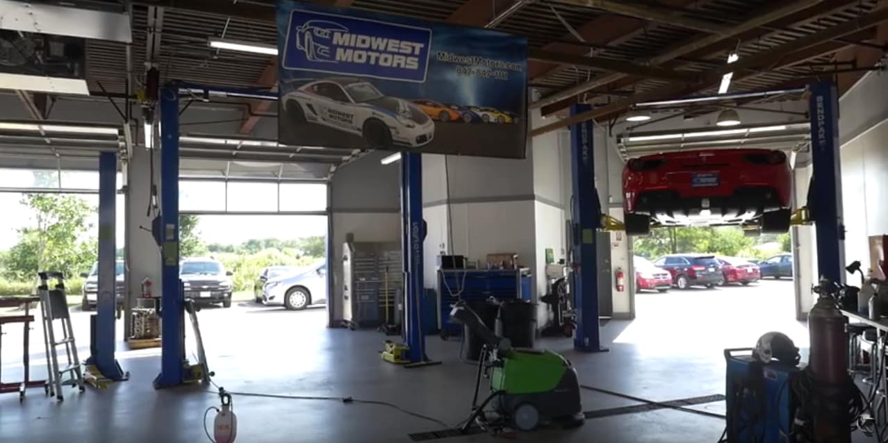 Midwest Motors Auto Service Center in Lake Zurich, IL