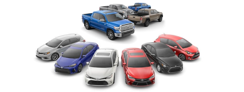 Toyota Certified Pre Owned Program
