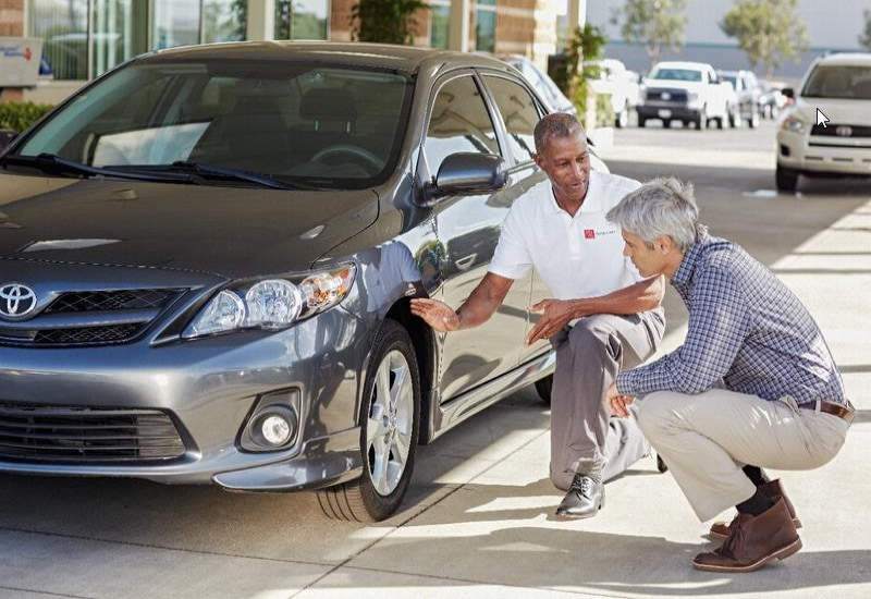 ToyotaCare 24-Hour Roadside Assistance